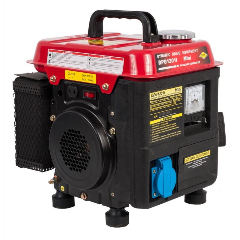 электрогенератор fubag ti 1000 Электрогенератор DDE DPG1201i