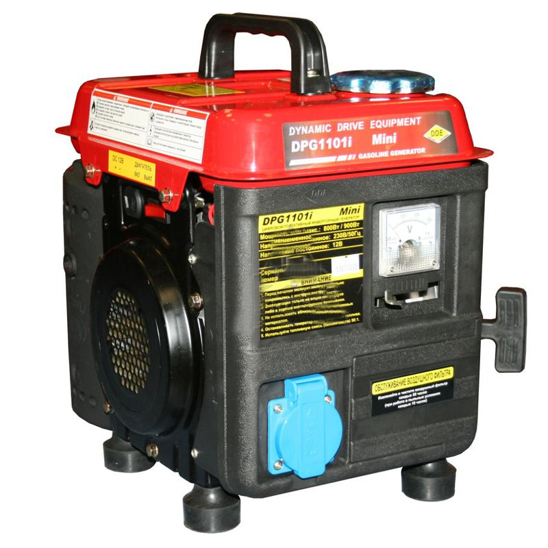 электрогенератор fubag ti 1000 Электрогенератор DDE DPG1101i