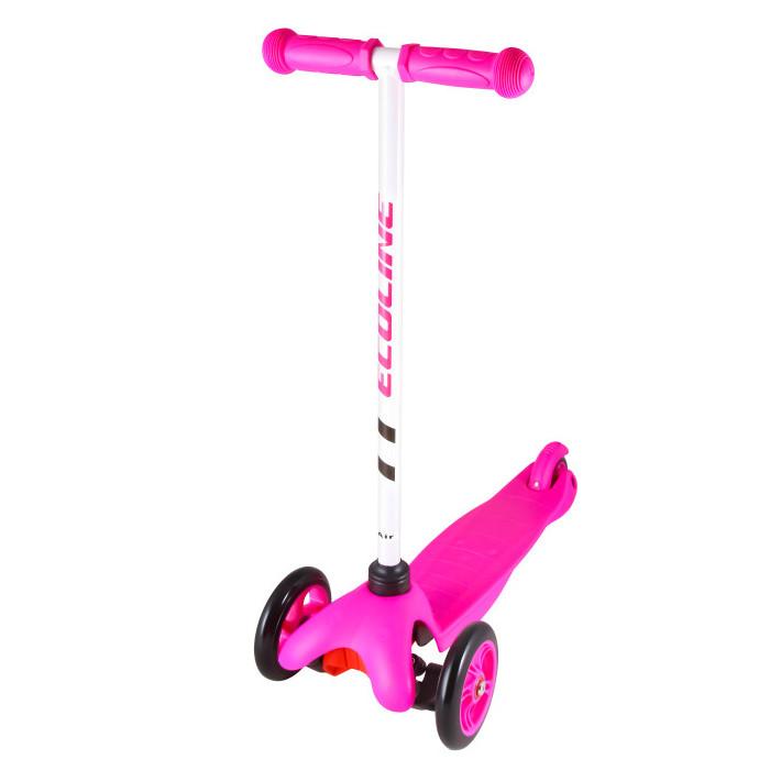 самокат tech team surf girl 2019 pink Самокат Tech Team Ecoline Air Pink