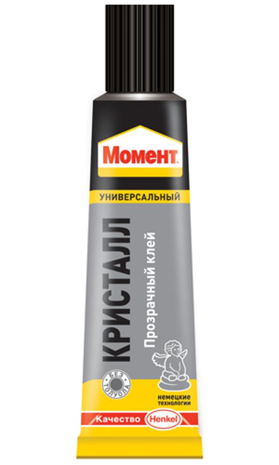 Клей Henkel Момент Кристалл 30ml 873873