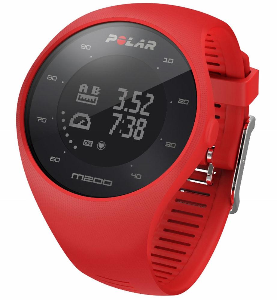 купить смарт часы в краснодаре Умные часы Polar M200 Red