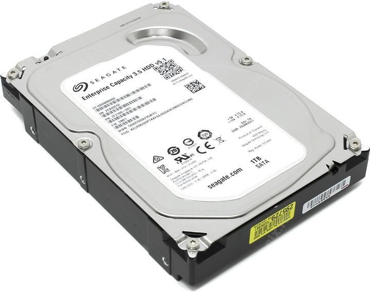 Жесткий диск Seagate Enterprise Capacity 1Tb ST1000NM0008