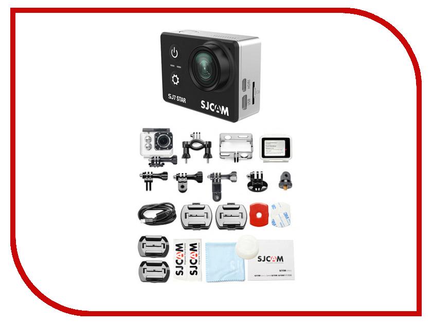 Купить Экшн-камера SJCAM SJ7 Star Black