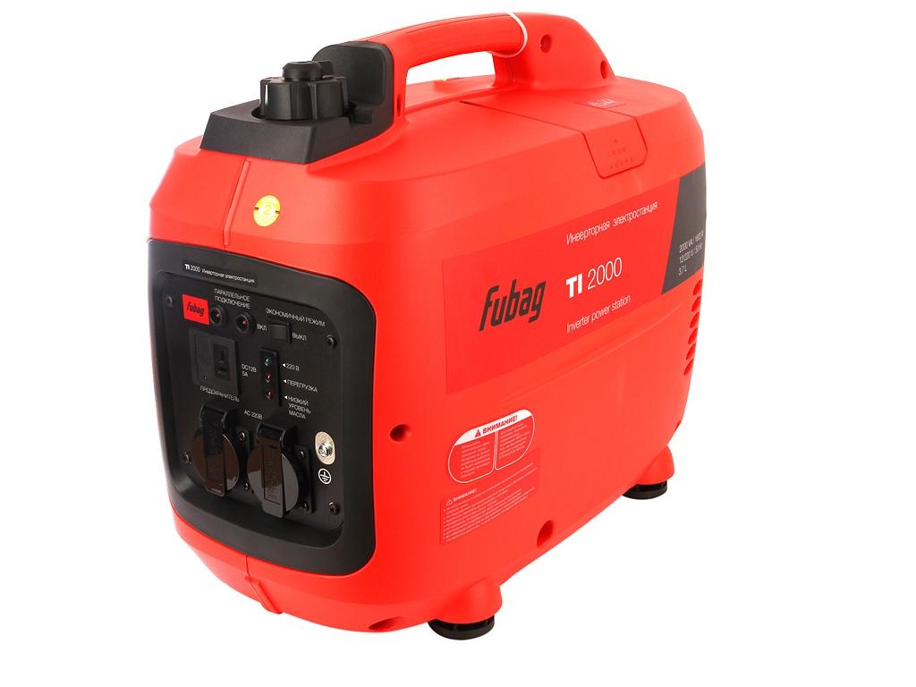 электрогенератор fubag ti 1000 Электрогенератор Fubag TI 2000