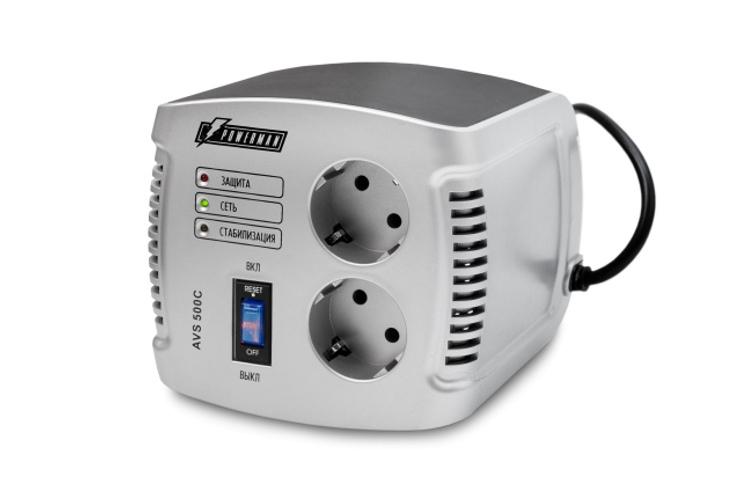 Стабилизатор Powerman AVS 1000C (0.5 кВт)