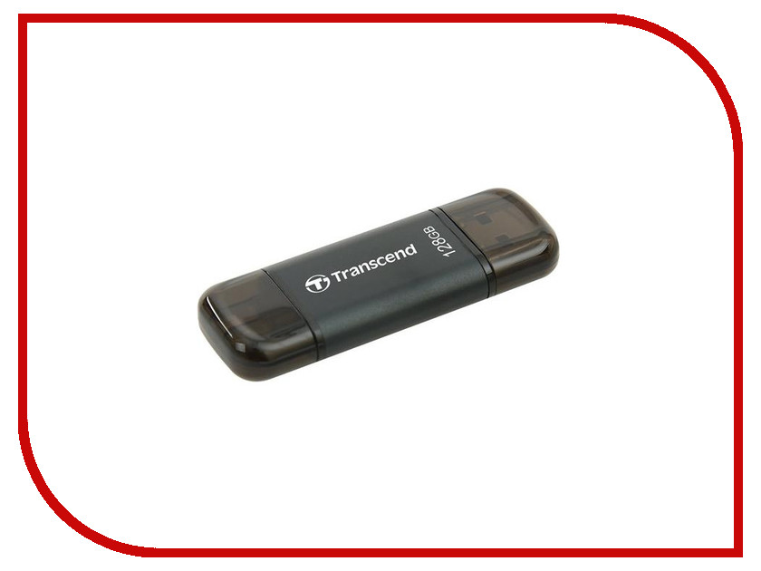 Купить USB Flash Drive 128Gb - Transcend JetDrive Go 300 TS128GJDG300K