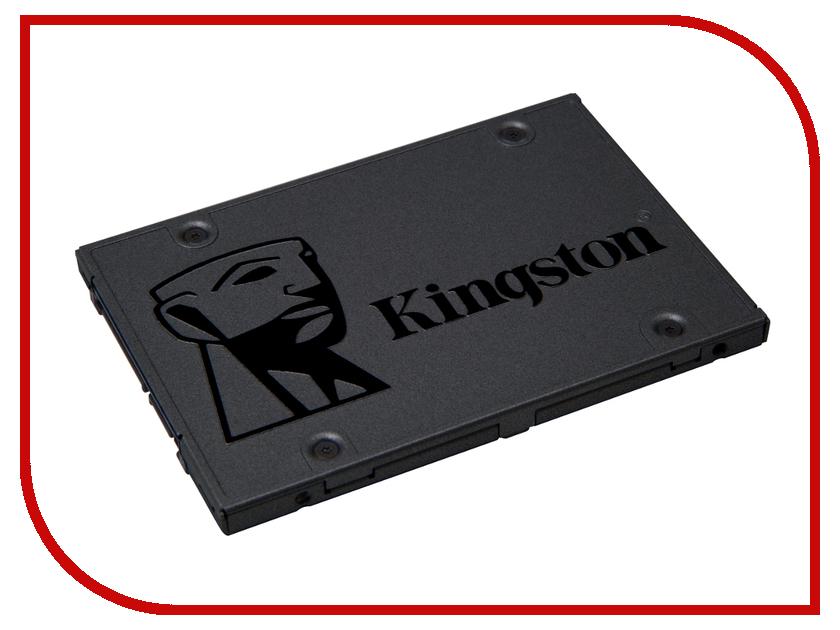 Купить Жесткий диск 480Gb - Kingston A400 SA400S37/480G