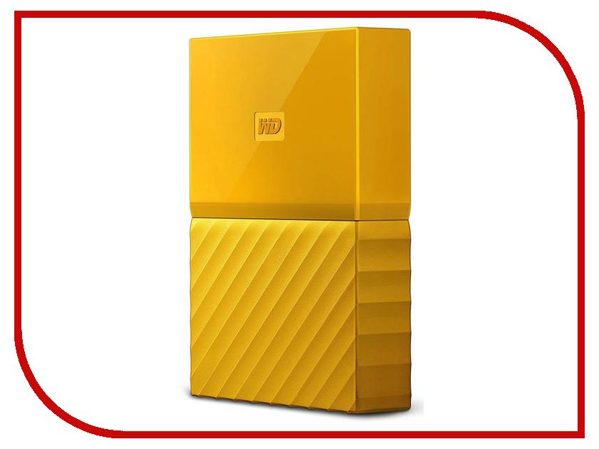 Купить Жесткий диск Western Digital My Passport 4Tb WDBUAX0040BYL-EEUE