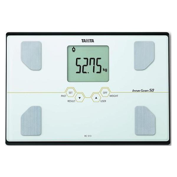 Весы напольные Tanita BC-313 White