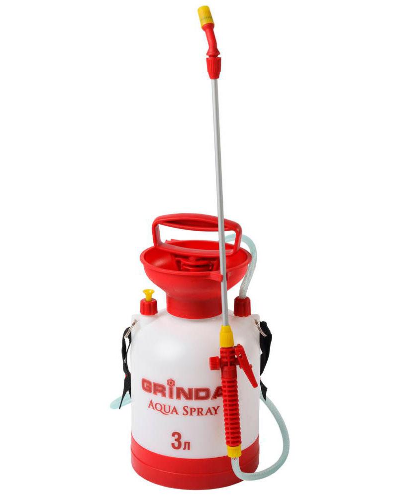 combat super spray plus Опрыскиватель Grinda Aqua Spray 3л 8-425113 z01