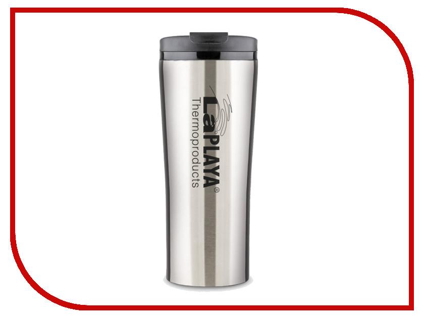 Купить Термокружка La Playa Vacuum Travel Mug 400ml Stainless Steel 560080