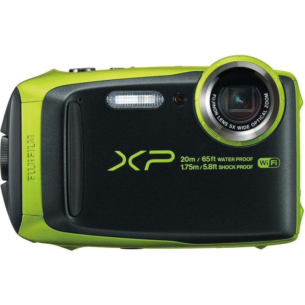 fujifilm s5 pro Фотоаппарат Fujifilm FinePix XP120 Lime