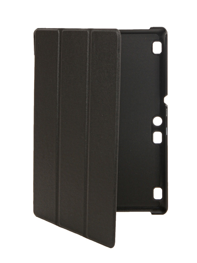 Чехол Partson для Lenovo Tab 3 X30L/X70L 10.0 Black T-046  - купить со скидкой