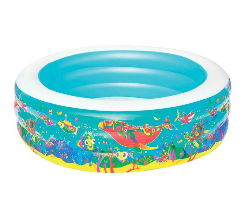 Купить Детский бассейн BestWay Подводный мир 51122