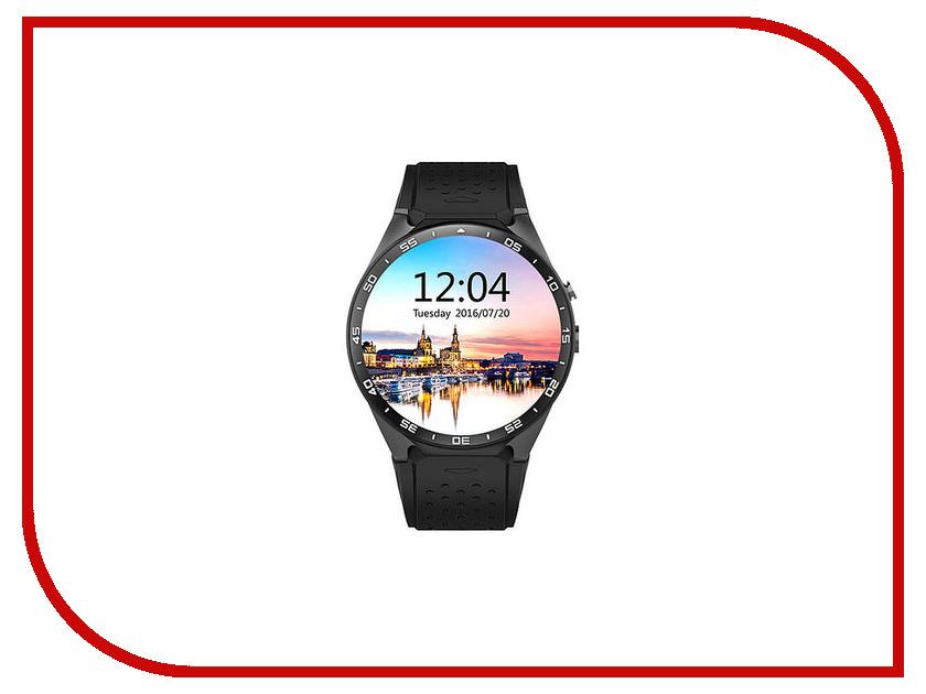 Купить Умные часы KingWear KW88 Black