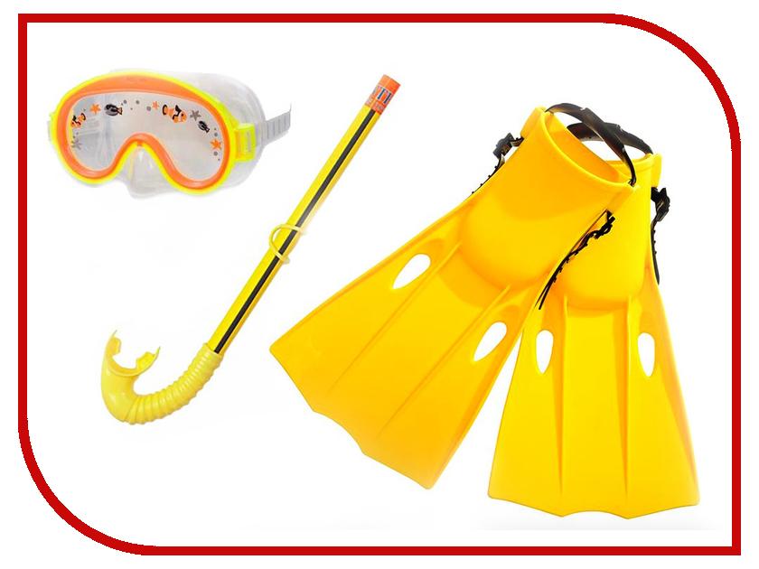 Купить Набор маска + трубка + ласты C55954, Intex