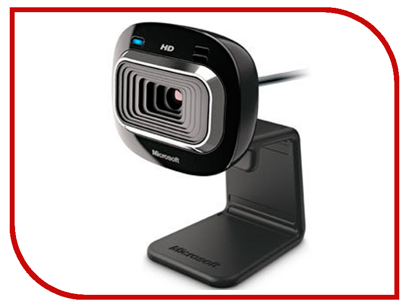 Купить Вебкамера Microsoft LifeCam HD-3000 T3H-00013