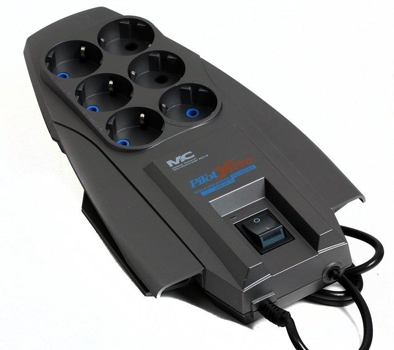 Фото - Сетевой фильтр Zis Pilot X-Pro 6 Sockets 1.8m Dark Grey 45601 сетевой фильтр zis pilot pro gp 6 sockets 7m grey