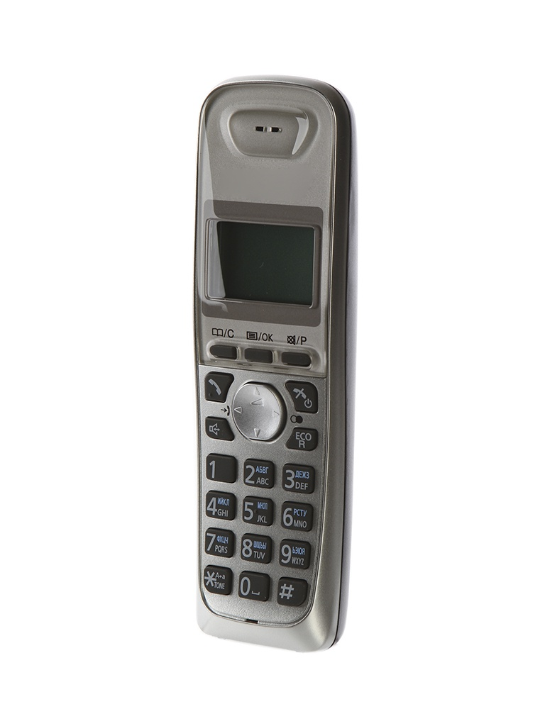 Радиотелефон Panasonic KX-TG2511 RUN радиотелефон panasonic kx tg2511run