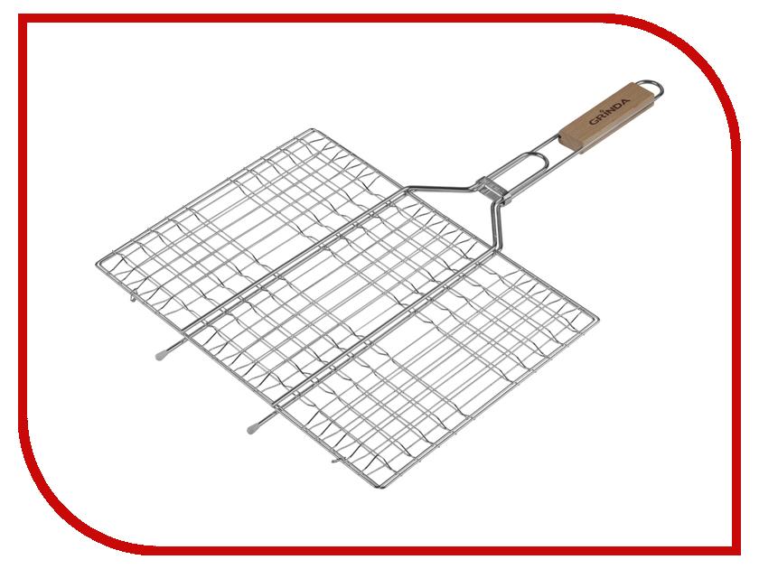 Купить Решетка-гриль Grinda Barbecue 300x400mm 424700