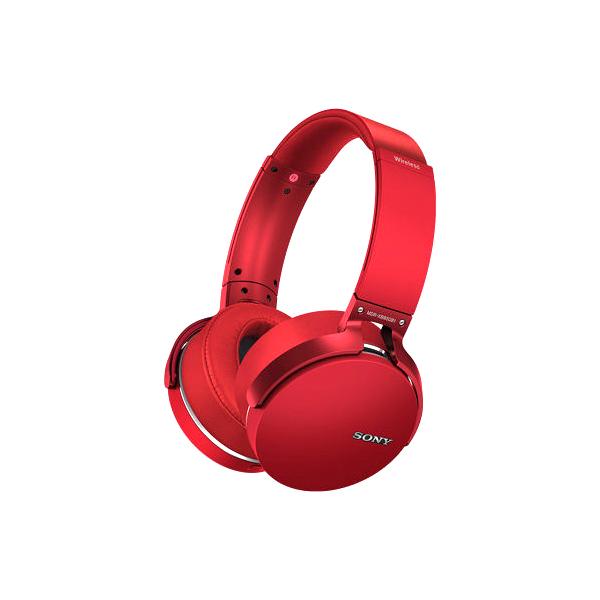 наушники sony mdr xd150w Sony MDR-XB950B1 Red