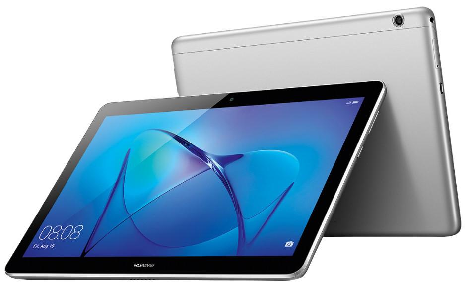 планшет asus zenpad z301mfl 10 32gb lte grey 1h006a Планшет Huawei MediaPad T3 10 LTE 16Gb AGS-L09 Grey 53018522 (Qualcomm Snapdragon 425 1.4 GHz/2048Mb/16Gb/GPS/LTE/3G/Wi-Fi/Bluetooth/Cam/9.6/1280x800/Android)