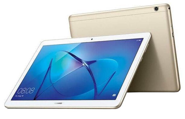планшет asus zenpad z301mfl 10 32gb lte grey 1h006a Планшет Huawei MediaPad T3 10 LTE 16Gb AGS-L09 Gold 53018545 (Qualcomm Snapdragon 425 1.4 GHz/2048Mb/16Gb/GPS/LTE/3G/Wi-Fi/Bluetooth/Cam/9.6/1280x800/Android)