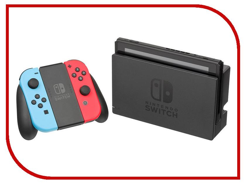 Купить Игровая приставка Nintendo Switch Red-Blue