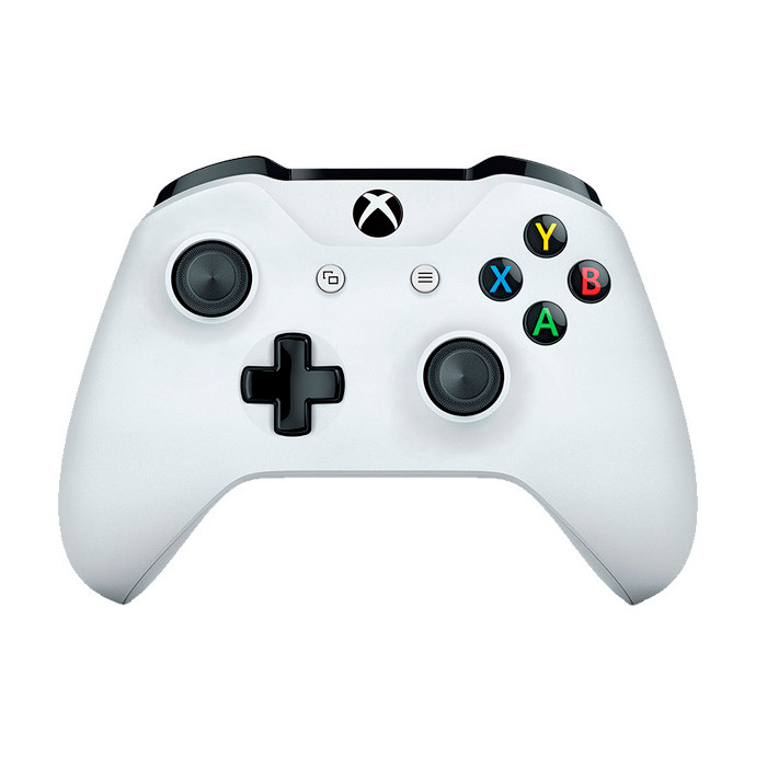 игровая приставка microsoft xbox one s 1tb zenit lion rb xb13 Геймпад Microsoft XBOX One Wireless Controller White TF5-00004