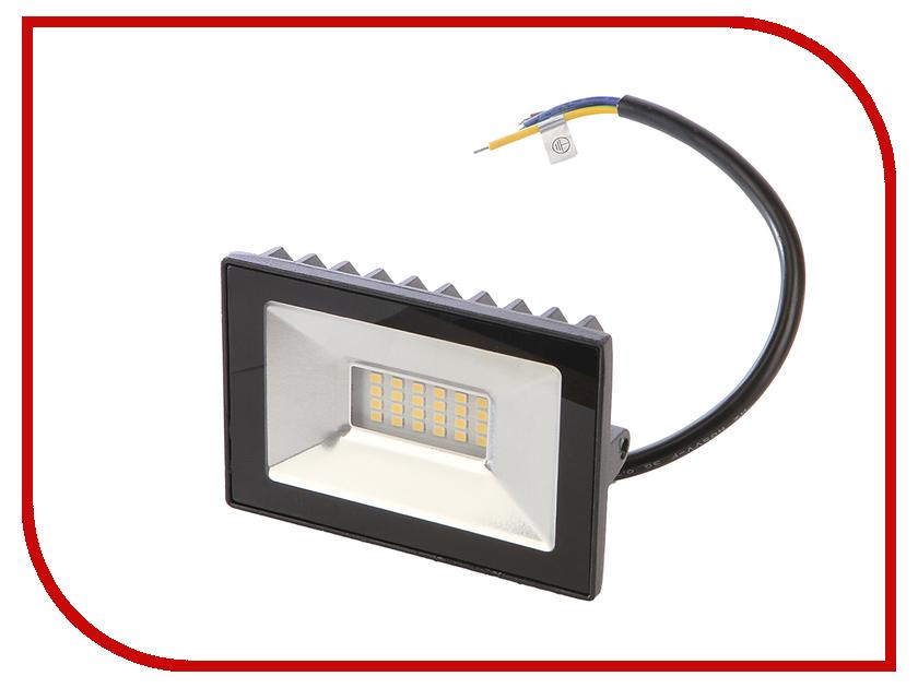 Купить Прожектор Saffit 10W 4000K IP65 AC220V/50Hz SFL90-10 Black 55074