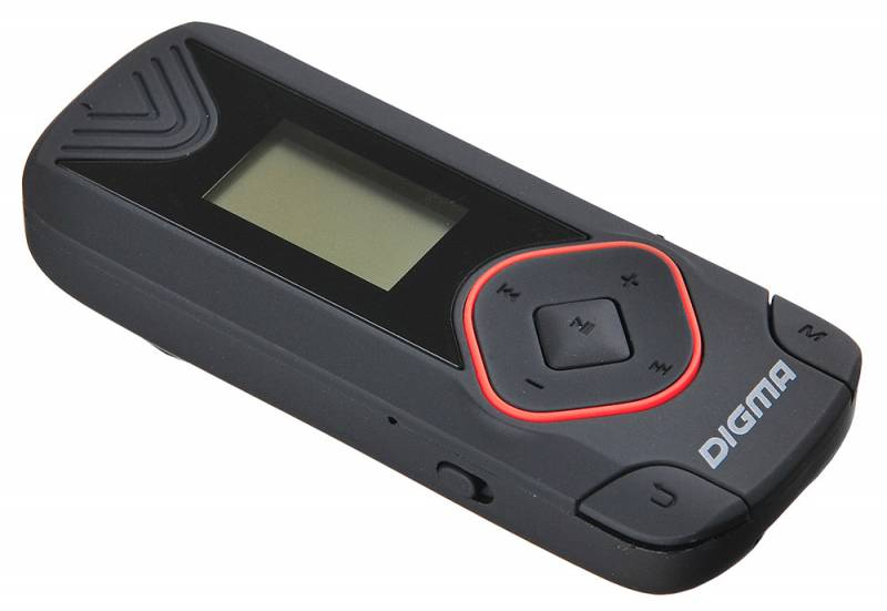 Купить Плеер Digma R3 8Gb Black