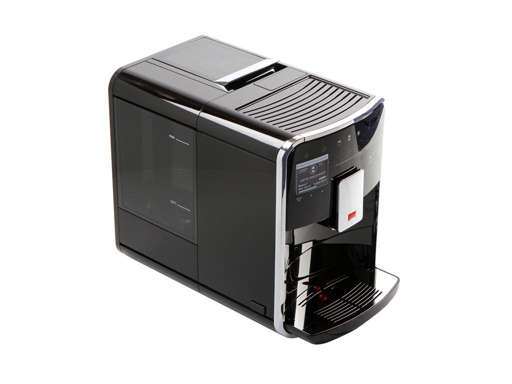 Кофемашина Melitta Caffeo Barista TS Black F 750-202 кофемашина melitta caffeo barista ts smart нержавеющая сталь f 860 100