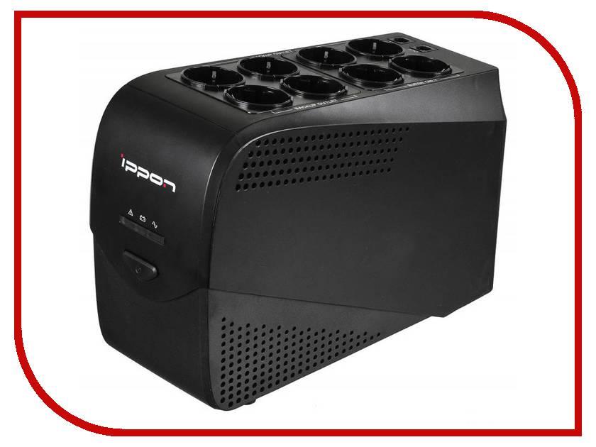Купить Источник бесперебойного питания Ippon Back Comfo Pro New 600