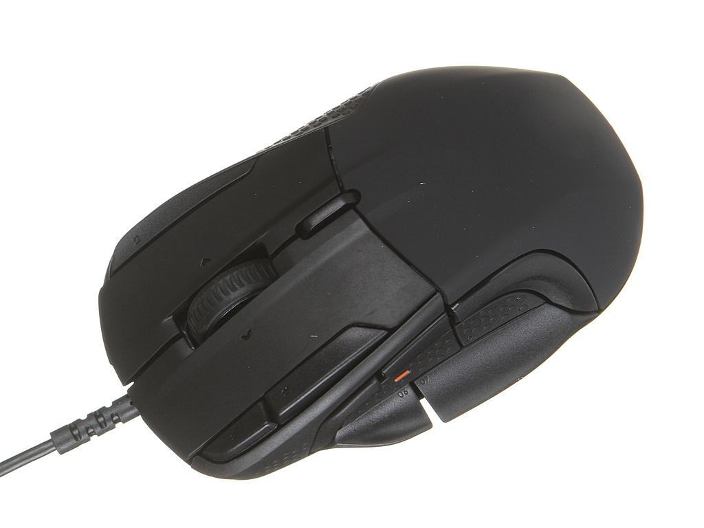 Мышь SteelSeries Rival 500 Black 62051
