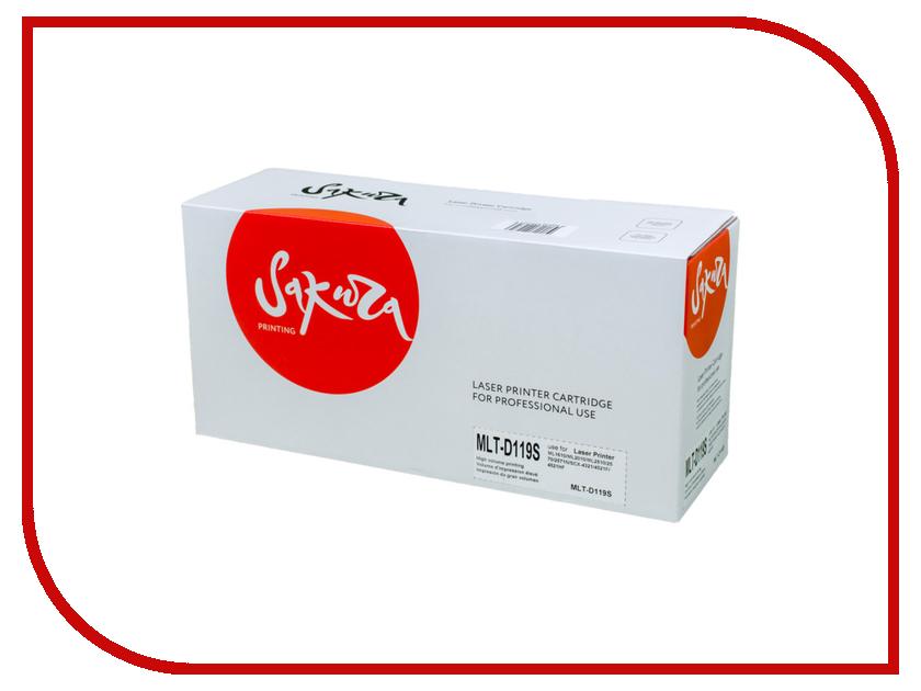Картридж Sakura Black для ML-1610/ML-2010/ML-2510/2570/2571N/SCX-4321/4521F/4521HF, (аналог Samsung MLTD119S)  - купить со скидкой
