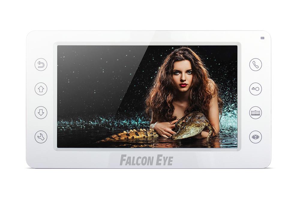 видеорегистратор falcon eye fe 5104mhd Видеодомофон Falcon Eye FE-70CH Orion