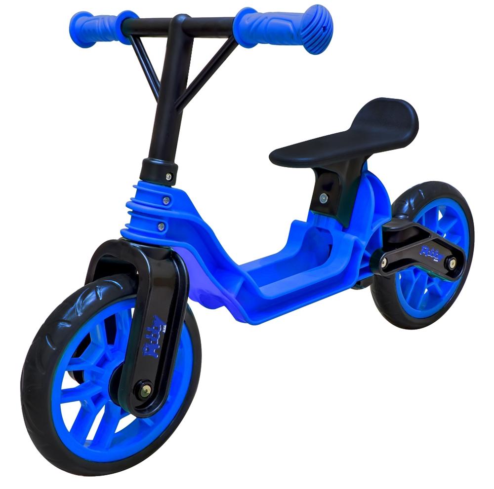 Беговел RT Hobby-bike Magestic Blue-Black ОР503