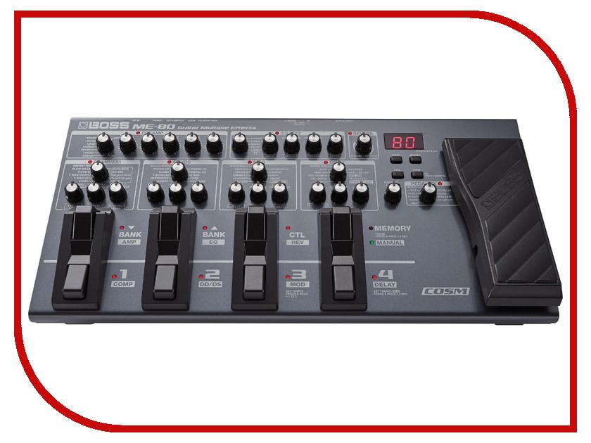 Купить Педаль Roland Boss ME-80