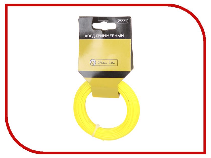 Купить Аксессуар Леска для триммера Champion C5001 Round 1.6mm x 15m