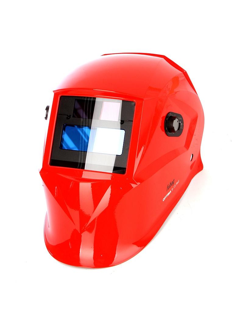 маска сварщика foxweld корунд 2 red Маска сварщика Fubag Optima 9.13 Red 38073