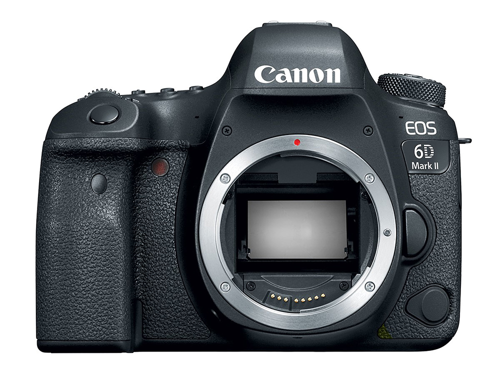 фотоаппарат canon eos 250d kit 18 55mm f 4 5 6 is stm silver 3461c001 Фотоаппарат Canon EOS 6D Mark II Body