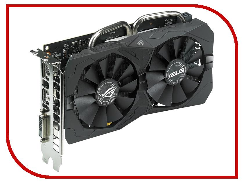 Купить Видеокарта ASUS Radeon RX 560 1275Mhz PCI-E 3.0 4096Mb 7000Mhz 128 bit DVI HDMI HDCP Strix Gaming ROG-STRIX-RX560-4G-GAMING
