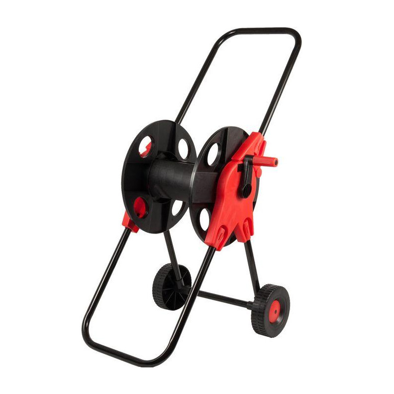 мойка quattro elementi verona 140 turbo Катушка для садового шланга Quattro Elementi малая с колесами 772-203