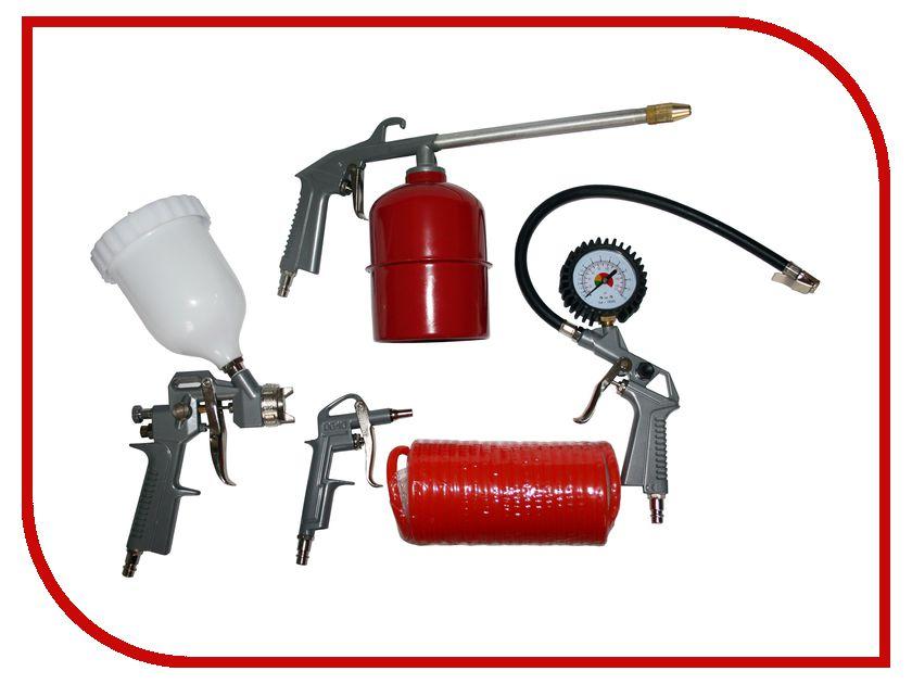 Купить Набор пневмоинструментов Quattro Elementi 771-138