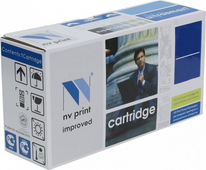 Картридж NV Print CE322A для HP Yellow