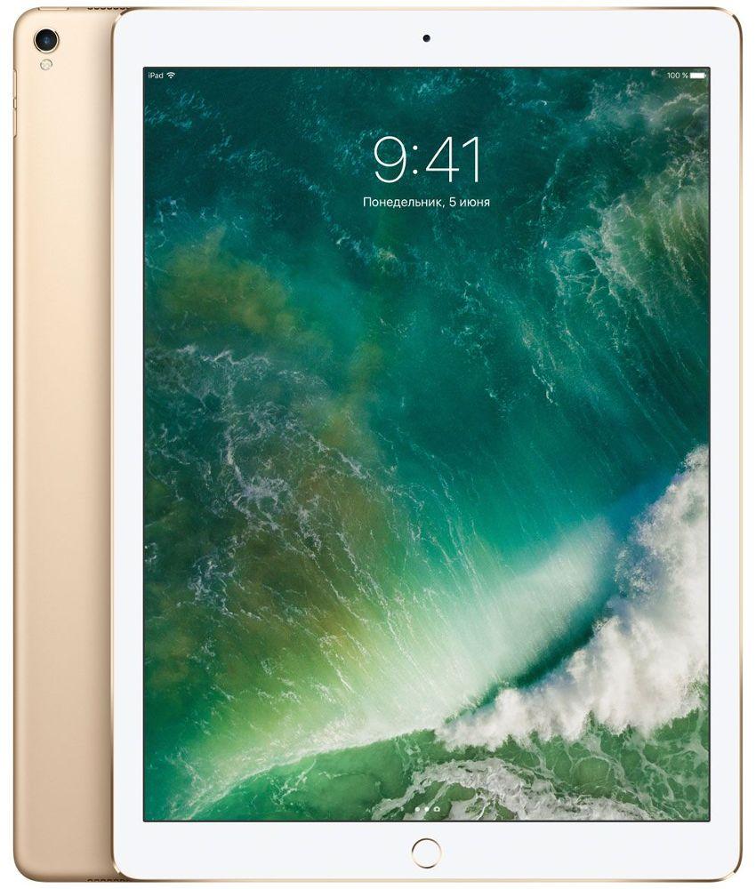 планшет самсунг куплю Планшет APPLE iPad Pro 2017 12.9 256Gb Wi-Fi Gold MP6J2RU/A