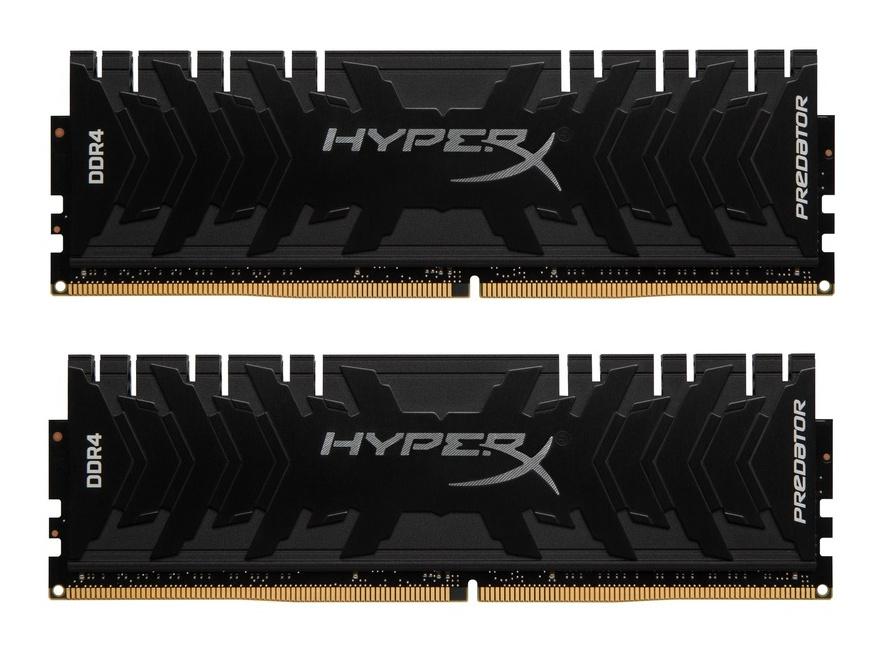 Купить Модуль памяти Kingston HyperX Predator DDR4 DIMM 2666MHz PC4-21300 CL13 - 32Gb KIT (2x16Gb) HX426C13PB3K2/32