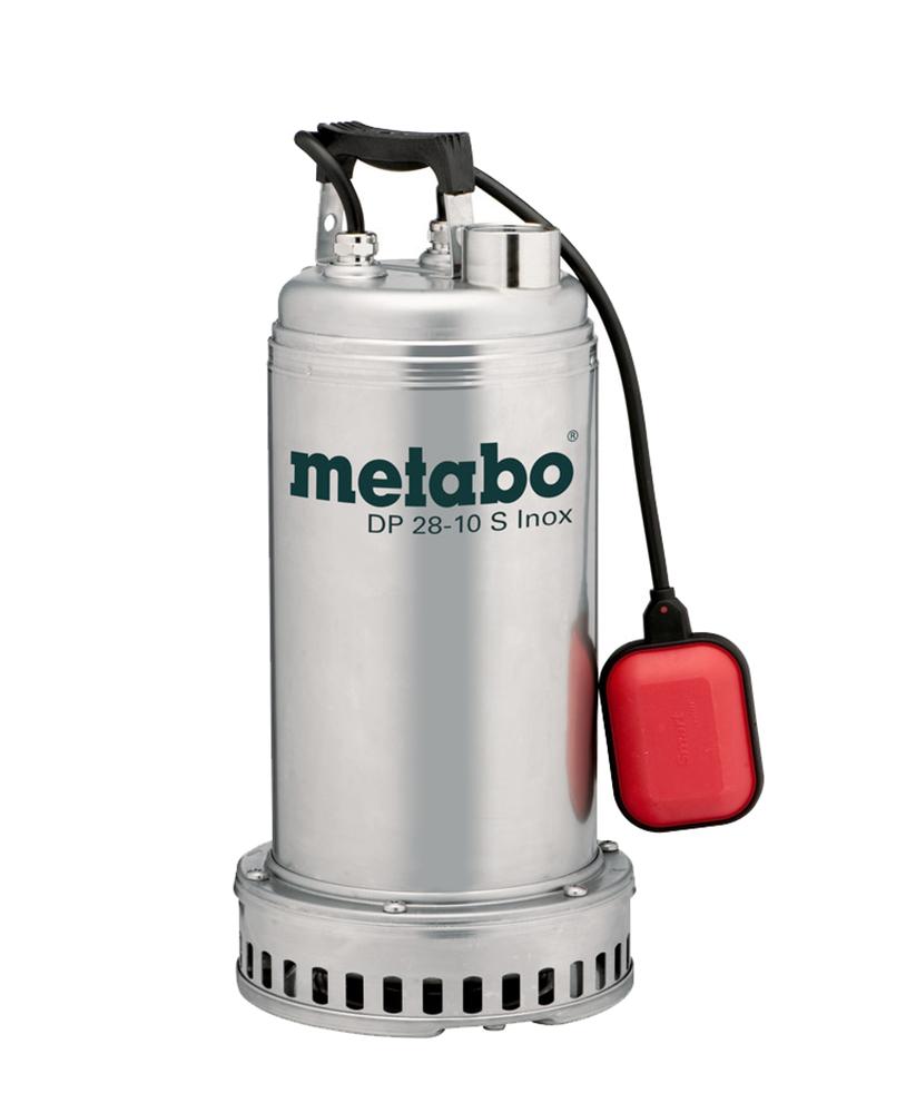 Насос Metabo DP 28-10 S Inox 604112000