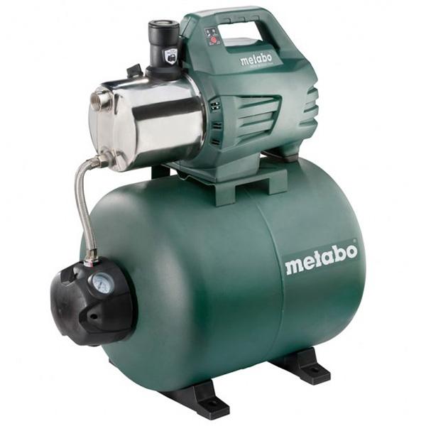 Насосная станция Metabo HWW 6000/50 Inox 600976000 насосная станция metabo hww3500 25inox 900вт 600969000