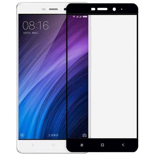 аксессуар защитное стекло mobius для xiaomi mi max 2 3d full cover black Аксессуар Защитное стекло Mobius для Xiaomi Redmi Note 4X 3D Full Cover Black